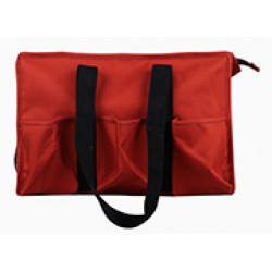 NT19-484C Solid Chili Pepper Patterns 7 pockets tote bags, Utility bags, Diaper bag and Market bag