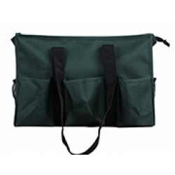 NT19-560C Solid Green Patterns 7 pockets tote bags, Utility bags, Diaper bag and Market bag