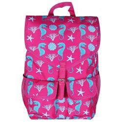 NTP1-32-P best backpack Pink Trendy Seahorse Backpack