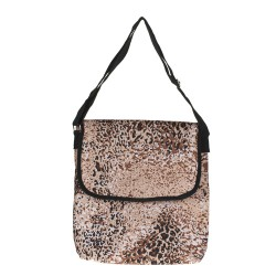 "Leopard Print 11"" Laptop Carry Bag-Leopard"