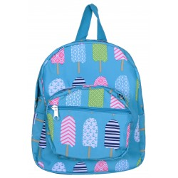 NB5-25-To Turquoise background Multi Popsicle Mini Backpack